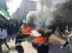 المرصد السوري: سقوط قاعدتين عسكريتين وعدد من الحواجز التابعة للنظام في  إدلب