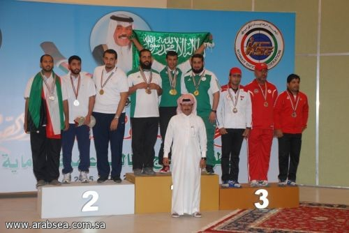 رماة الأخضر يختتمون الخليجية بـ 6 ميداليات