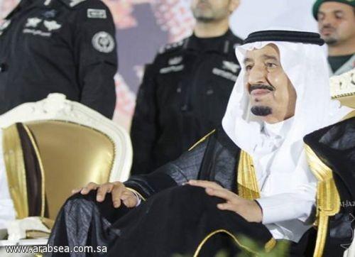 الملك سلمان يرعى بطولة جمال الخيل العربية