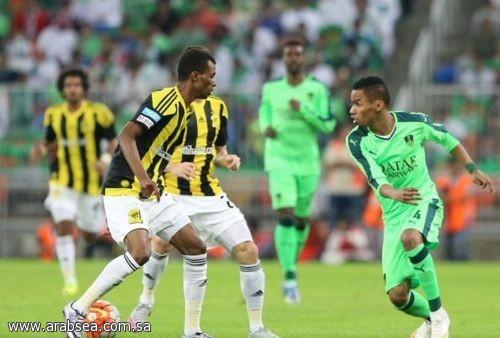 الأهلي يكسب «ديربي جدة» ويتأهل لنهائي كأس ولي العهد
