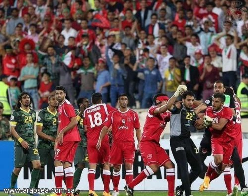 النصر يطلب نقل مباراته من إيران درءاً للمخاطر