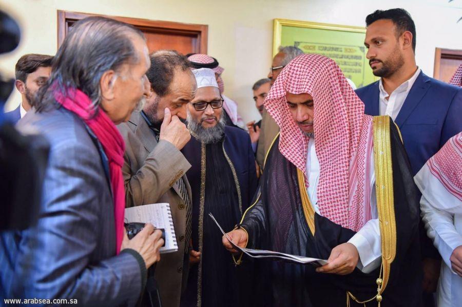 اتحاد مجالس الشريعة يثمن دعوة رابطة العالم الإسلامي للجاليات المسلمة سلوك المسارات القانونية لنيل الخصوصية الدينية
