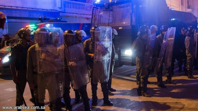 لسلطات المغربية تلقي القبض على قائد احتجاجات الحسيمة ناصر الزفزافي