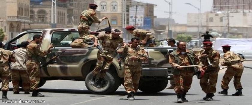 القوات اليمنية تصد هجومين للحوثيين شرقي تعز