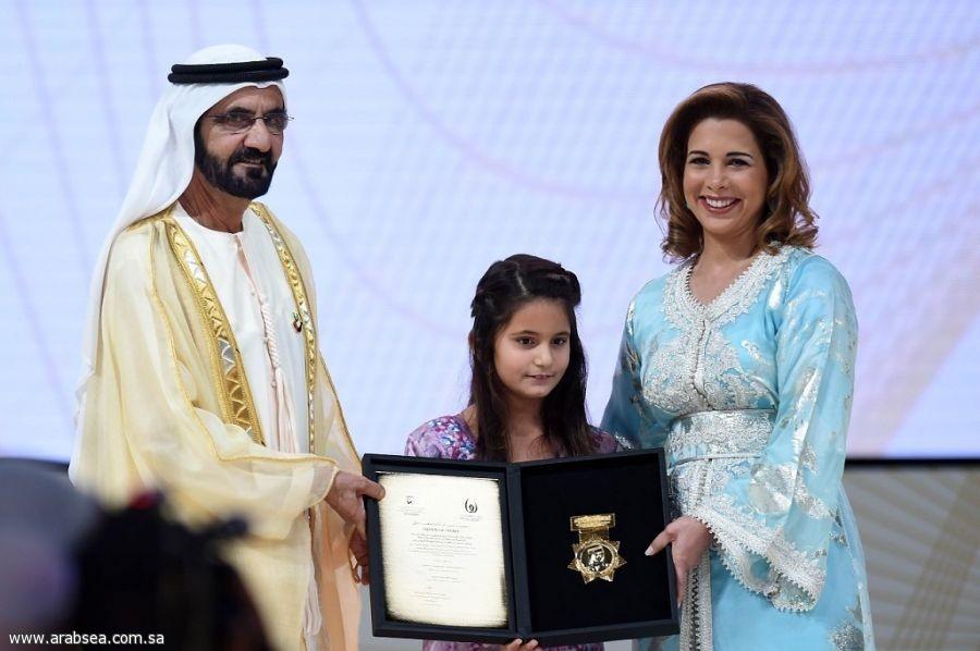 هيا بنت الحسين تتحدث في ندوة دبي الدولية للإبداع الرياضي