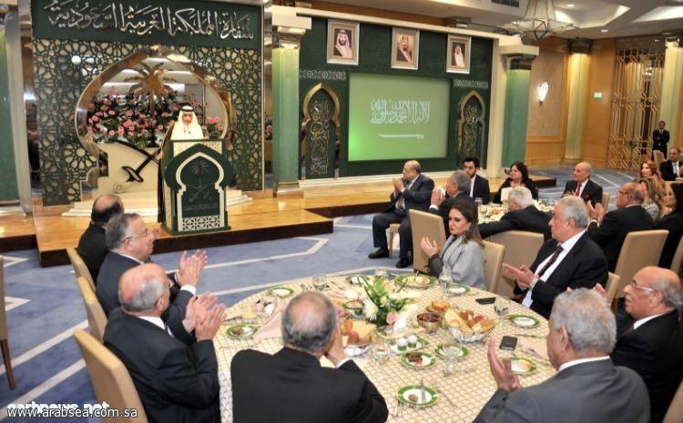 سفارة خادم الحرمين الشريفين لدى مصر تحتفي بوزير الدولة للشئون الأفريقية