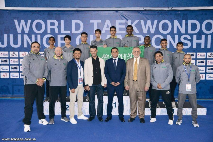 الدوخي يطير إلى أولمبياد الأرجنتين 2018م