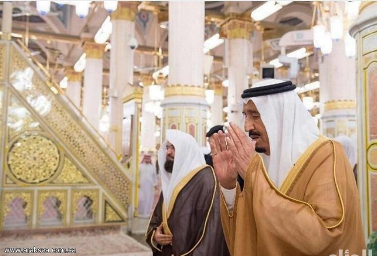 زيارة خادم الحرمين للمدينة تعكس اهتمام الدولة بالمسجد النبوي وزائريه