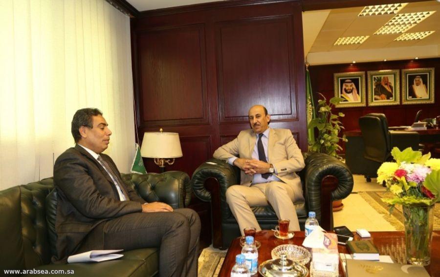 تعاون الملحقية الثقافية مع وزارة التعليم المصرية لدعم الطلبة السعوديين المبتعثين