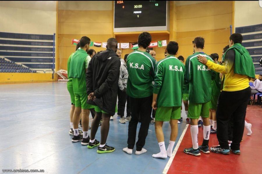 طلاب المملكة العربية السعودية بحققون فوز ساحق في البطولة العربية المدرسية