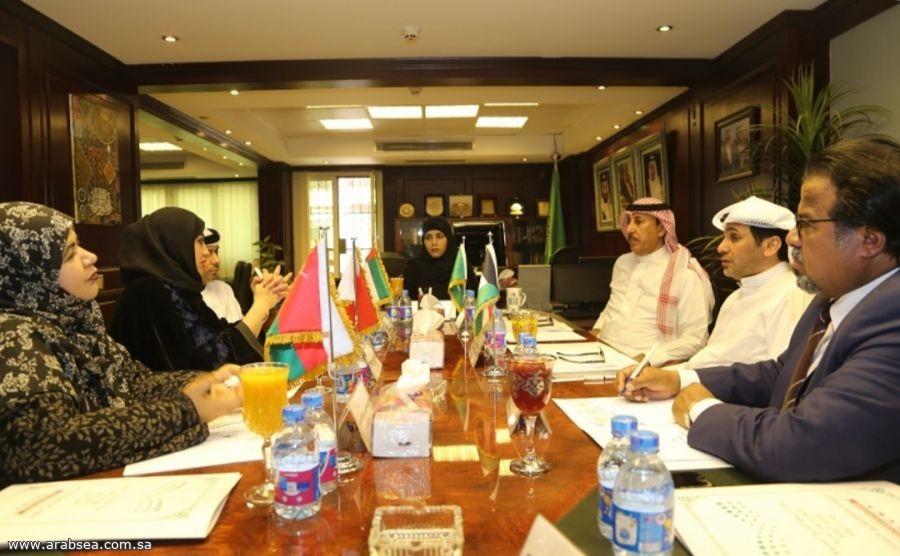 الملحقية السعودية تستضيف الإجتماع التشاوري للمستشارين الخليجيين