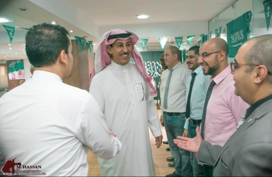 الملحق الثقافي السعودي يناشد الطلاب لتحقيق رؤية القيادة الحكيمة 2030