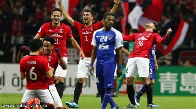 الهلال يخسر لقاء فلامينغو البرازيلي بثلاثية