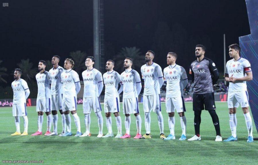 دوري كأس الأمير محمد بن سلمان للمحترفين : الهلال يعزّز صدارته بفوزه على الفيحاء بهدف دون مقابل