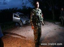 مقتل 9 اشخاص وجرح اثنين اخرين في تفجير ارهابي جنوب تايلند