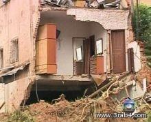 تجاوز عدد ضحايا الفيضانات المدمرة في البرازيل 500 شخص
