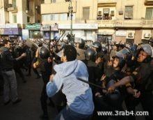 اجهزة الامن المصرية تؤكد اعتقال 500 متظاهر خلال يومي الثلاثاء والاربعاء بينهم صحفيين