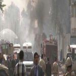 مقتل وإصابة 7 أشخاص فى تفجير عبوتين ناسفتين شرقى تكريت