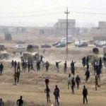 """مقتل اربعة من عناصر""""داعش""""واصابة جندى في اشتباك بالرمادي"""