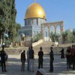 مستوطنون وطلاب من معاهد دينية يهودية يقتحمون المسجد الأقصى