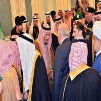 رؤساء الدول يغادرون الرياض عقب تقديمهم العزاء في وفاة الملك عبدالله
