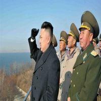 زعيم كوريا الشمالية : البلاد جاهزة للحرب ولو نوويا