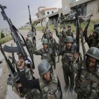 """الجيش السوري يتقدم جنوبا """"بالتعاون مع حزب الله وايران"""""""
