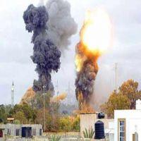 طائرة حربية تقصف مجمع مطار الزنتان المدني الليبي ولا خسائر بشرية