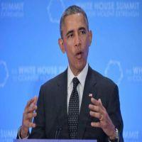 أوباما : مفهوم ان الغرب يشن حرب ضد الإسلام 'كذبة قبيحة'