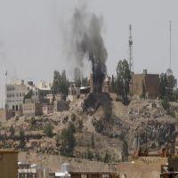 الحوثيون يقصفون مقر القوات الخاصة بالدبابات