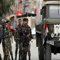 قوات النظام السوري تعيد تموضعها بعد سيطرة النصرة وحلفائها على ادلب