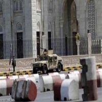 أحرار عدن يطردون الحوثيين من القصر الجمهوري