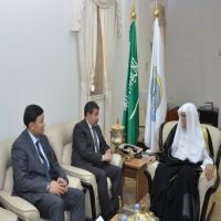 د. التركي يستقبل سفير جمهورية كازاخستان