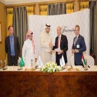 """سيسبان توقع عقداً مع """"فيرمونت"""" العالمية لإنشاء أول فنادقها بمدينة جدة"""