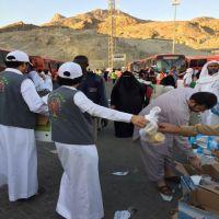 لمسة خير التطوعي بالشرائع يقدم 600 وجبة إفطار صائم يوميا