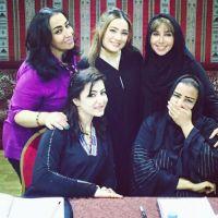 مسرحية الشيخة مزنة النسائية في عيد الفطر ضمن فعاليات أمانة منطقة الرياض