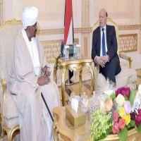 البشير يجدد دعم بلاده لكافة الإجراءات لنصرة وتحقيق الشرعية في اليمن