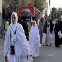 مغادرة الدفعة الأولى من حجاج قطاع غزة