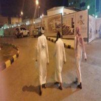 ضبط مجموعة من الأشخاص اعتدوا على أعضاء من الهيئة غرب الرياض