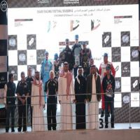 الأمير عبدالله بن مساعد يتوج الفائزين بالجولة الثالثة من مهرجان السباقات السعودي