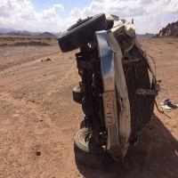 تبوك: حادث مروري نتج عنه وفاة مواطن