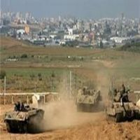 توغل محدود لقوات الاحتلال الإسرائيلي شرق غزة