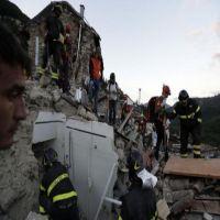 ارتفاع حصيلة وفيات زلزال إيطاليا إلى 247 شخصاً