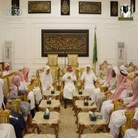 مصنع كسوة الكعبة المشرفة يستقبل طلاب معهد المسجد النبوي الشريف