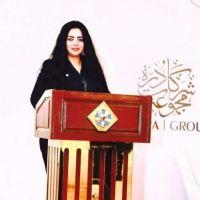 حوار صحفي مع الإعلامية المخضرمة من جمهورية مصر العربية (هند جاد)