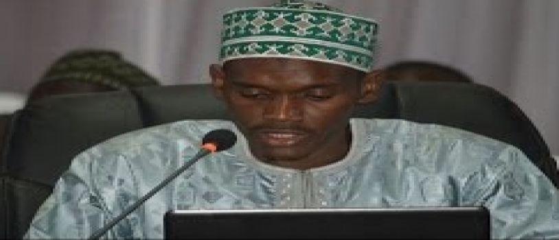 لقاء مع القارئ السنغالي  محمد الهادي بن عبد العزيز توري