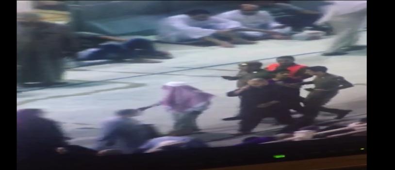 القبض على شاب يعبث بكاميرات الحرم المكي أثناء صلاة التراويح