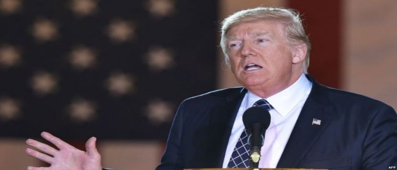 ترامب ينتقد صمت الصين حيال صاروخ كوريا الشمالية