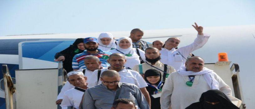 عودة ١٠ آلاف حاج مصري على متن ٤٥ رحلة جوية اليوم وغدًا