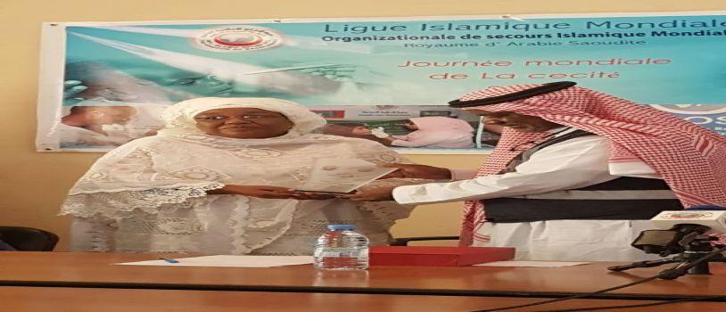 السنيغال رابطة العالم الإسلامي تنفذ 450 عملية جراحية لإزالة المياه البيضاء